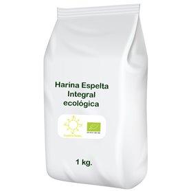 Harina Espelta Integral Bio 1 kg. Panadería 4 soles