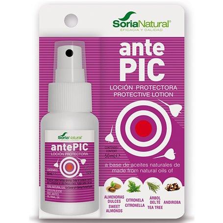 Loción protectora anti Mosquitos 50 ml. Soria Natural