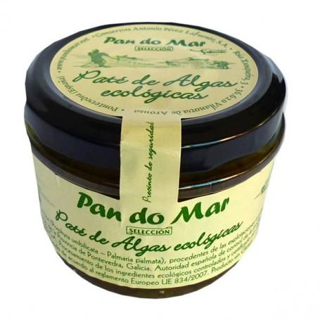 Paté Algas Ecológico 125 gr. Pan Do Mar