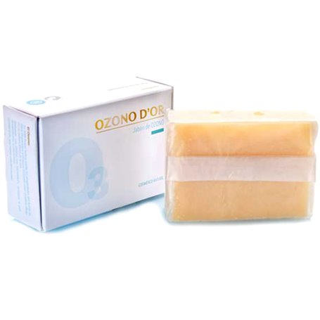 Jabón Artesanal Ozono Bio 100 gr. Ozono D'or