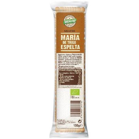 Galletas María Espelta Bio 150 gr. Biocop