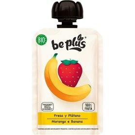Bebida 100% Fruta Fresa Plátano 100 gr. Be Plus Bio