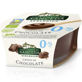 Crema Chocolate Bio 100 gr. Casa Xanceda