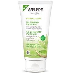 Gel Limpiador Purificante Naturally Clear Bio 100 ml. Weleda
