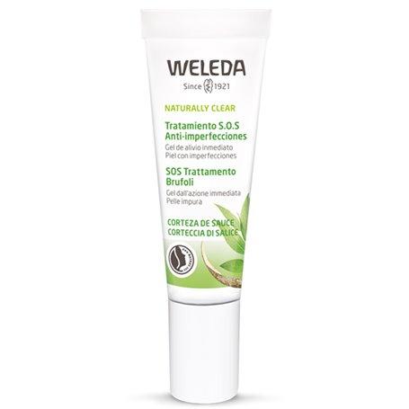 Tratamiento SOS Anti-imperfecciones Naturally Clear Bio 10 ml. Weleda