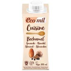 Bechamel Almendras cuisine Bio 200 ml. Ecomil