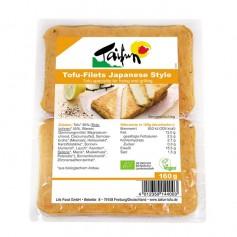 Filetes Tofu estilo japonés Ecológico 160 gr. Taifun