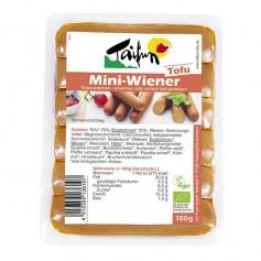 Salchichas Mini Vienesas Tofu Bio 160 gr.