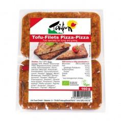 Filetes Tofu sabor Pizza Ecológico 160 gr. Taifun