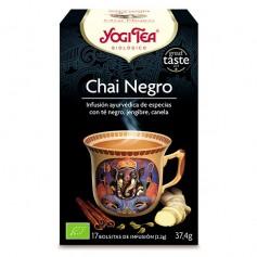 Yogi Tea Chai Negro Bio bolsitas 17 ud.