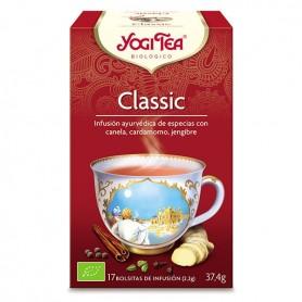 Yogi Tea Classic bolsitas 17 ud.