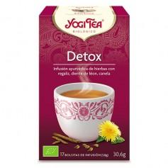 Yogi Tea Detox bolsitas 17 ud.