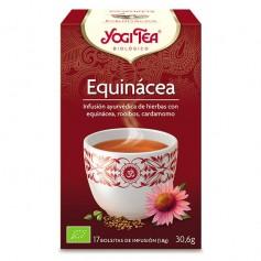 Yogi Tea Equinacea Bio bolsitas 17 ud.