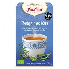 Yogi Tea Respiración bolsitas 17 ud.