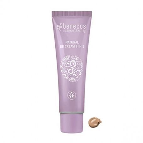 BB Cream Beige 8 en 1 Bio 30 ml. Benecos
