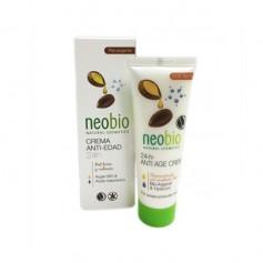 Crema Antiedad 24 h. Neobio 50 ml.