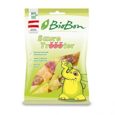 Gominolas Frutas ácidas Bio 100 gr. BioBon