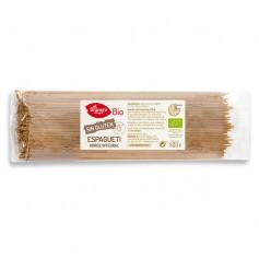 Espagueti Arroz Integral Bio Sin Gluten 500 gr. El Granero
