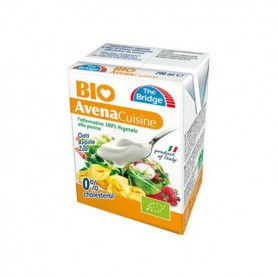Crema Avena. Bio.200 ml. The Bridge.