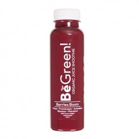 Smoothie Fresco Berries Boom Bio 300 ml. BeGreen