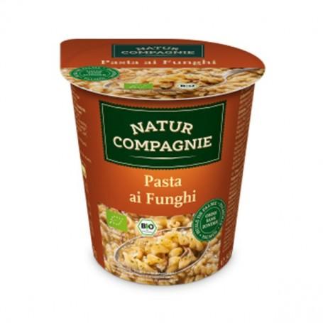Vaso Pasta Funghi con Setas Bio 50 gr. Natur Compagnie