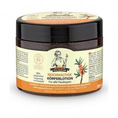 Crema Corporal Nutritiva Espino Amarillo Bio 500 ml.