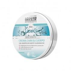 Crema Cara & Cuerpo Manteca Karité Almendras Bio 150 ml.
