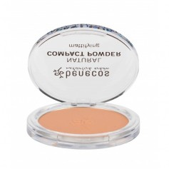 Maquillaje Polvos Compactos Beige Bio 9 gr. Benecos