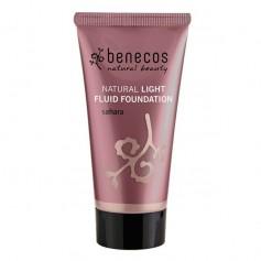 Maquillaje Fluido Sahara Bio 30 ml. Benecos