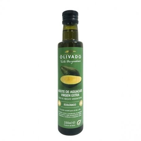 Aceite Aguacate Virgen Extra. Bio. 250 ml. Olivado.