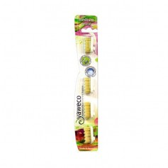 Recambio Cepillo Dental Natural Medio 4 ud. Yaweco
