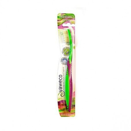 Cepillo dental Natural Medio 1 ud. Yaweco