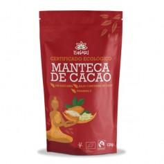 Manteca Cacao Bio 125 gr. Iswari