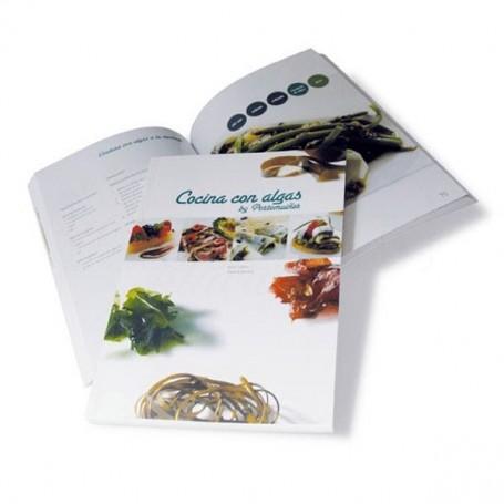 Libro Cocinar con Algas Portomuiños