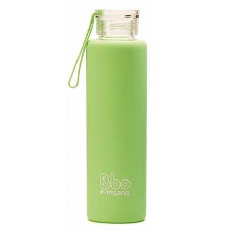 Botella Bbo Verde 550 ml. Irisana