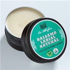 Bálsamo labial Aceite Germen Arroz Natural 15 ml. La Albufera