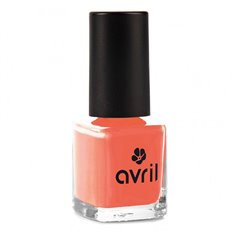 Esmalte Laca Uñas Natural Coral 7 ml. Avril