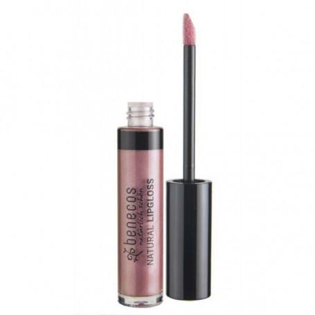 Brillo labios Rosé Bio 5 ml. Benecos