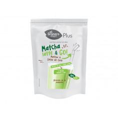 Matcha latte & Go polvo Bio 150 gr. Granero