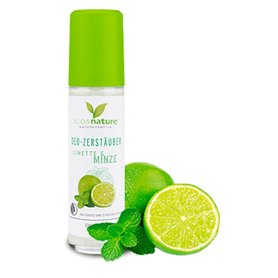 Desodorante Spray Menta Lima Bio 75 ml. Cosnature