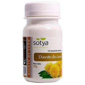 Diente de León 500 mg. 100 ud. Sotya