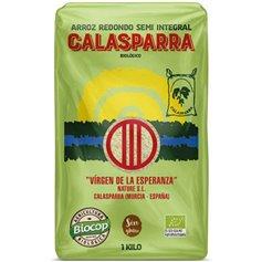 Arroz Semi Integral Bio 1 kg. Calasparra