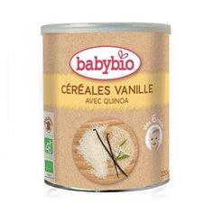 Cereales Vainilla Quinoa Bio 220 gr. Babybio