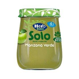 Potito Manzana Verde Bio 120 gr. Hero Baby Sólo eco